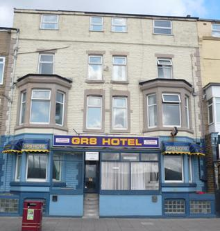 Gr Hotel Blackpool