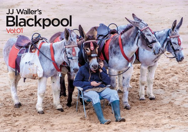 Cover image, Blackpool Vol 01 © JJ Waller