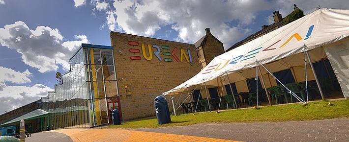 Blackpool Museum Project Eureka Exterior