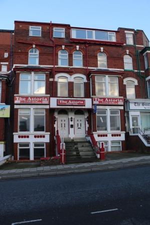 Red Brick Hotel Blackpool