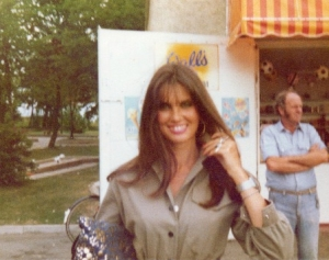 Picture of Bond villain, Caroline Munro