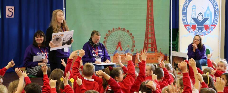 Blackpool-Museum-Volunteer